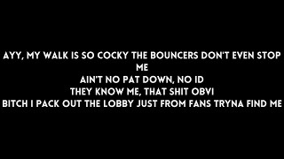 Machine Gun Kelly - The Gunner (Lyrics Video)
