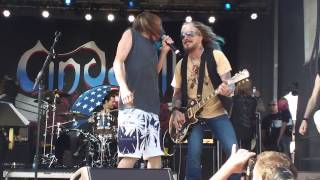 Cinderella & Friends - Highway To Hell (AC/DC Cover), Cococay, Bahamas, MORC 2013, Day 3, Marzo 2013