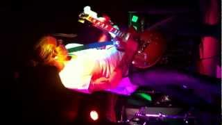 Conspiracy Theory - Hellbound Live @ Pub Anchor 2013
