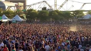 """Mess Around"" - Cage the Elephant @ Forecastle Fest 2017, Louisville KY"