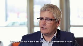 Kronos Audio - Louis Desjardins Wywiad (Audio Video Show 2016)