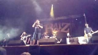 La Raíz - Suya mi guerra - Vallekas - 15/7/2016