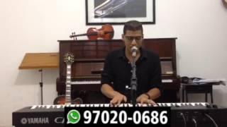 Curso de canto Gospel Tatuapé - Raridade Anderson Freire - aprenda a cantar gospel Anderson freire