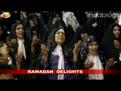 Ramadan celebrations in Morocco