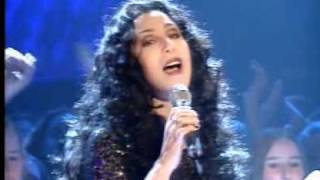 CHER - Believe [Live at Top Of The Pops 1998]