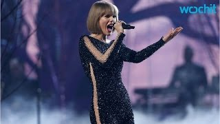 Taylor Swift Performs 'Out of the Woods,' and Makes History With Album of the Year Win