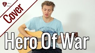 Rise Against - Hero Of War   Gitarren Cover