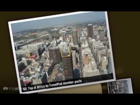 Top of Africa – Johannesburg, Gauteng, South Africa