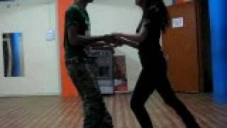 Yuva's dance academy Salsa - Soniyo (raaz)