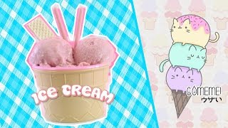Helado De Yogurt Fácil  | AKARI BEAUTY