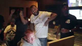 The Game ft Drake 100 (Live studio session)