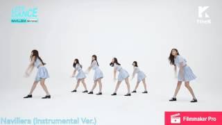 GFRIEND - Navillera Mirrored Choreography (Instrumental)