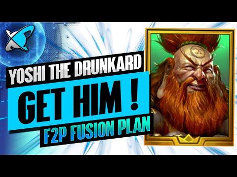 YOSHI FUSION PLAN... GET HIM!! | Arena Game Changer !? | RAID: Shadow Legends