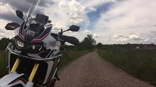 2017 Baba Jaga Tour II - Adventure Route