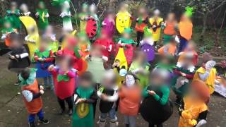 """Hino da Fruta 2016/2017"" - Festa da Fruta, Jardim de Infância de S. Caetano - Porto"