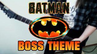 Batman: The Video Game - Boss theme [METAL COVER]