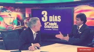 Cristian Castro y Lopez Doriga (Teleton 2014)