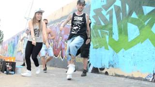 C-WALK CHOREOGRAPHY BERLIN WALL 2016