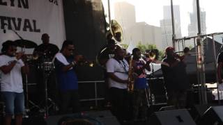 Nas - The World Is Yours - Brooklyn Hip Hop Festival 2016