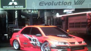Fast and Furious by Need For speed underground 2