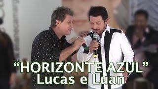 """""""HORIZONTE AZUL"""" por LUCAS E LUAN"""
