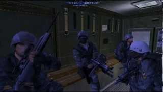 Counter-Strike: Condition Zero Deleted Scenes - Walkthrough Mission 3 - Secret War width=