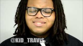 Kid Travis Singing Acapella