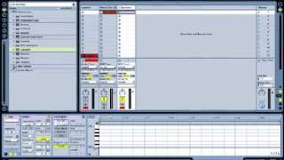 Dubstep in Ableton Live: LFO Modulation