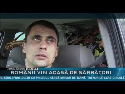 ROMÂNII VIN ACASĂ DE SĂRBĂTORI