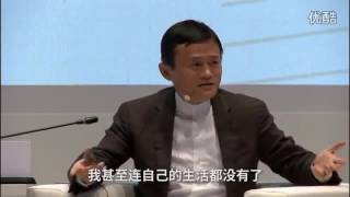 Jack Ma Says His Biggest Mistake In Life Was Starting ALIBABA