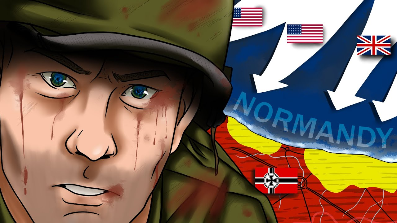 Western Front 1944-45: Part 1/2 | Animated History
