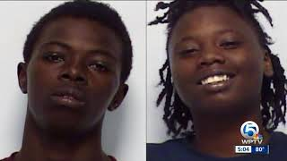 Brother, sister arrested in Fort Pierce home invasion, homicide
