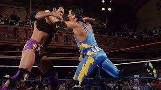 WWE Raw: 1-2-3 Kid vs. Razor Ramon