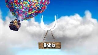 RABİA İSMİNE ÖZEL NİNNİ