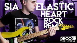 Sia - Elastic Heart ( Rock Cover)