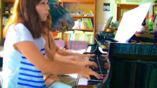 "【BABYMETAL】""あわだまフィーバー (Awadama Fever)"" Piano 4 hands cover ピアノ連弾してみた"