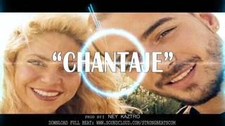 SHAKIRA | CHANTAJE Feat. Maluma | Beat Instrumental REMAKE Gratis + DESCARGA [FREE] Uso libre