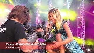 EMMA MARRONE - RADIO ITALIA LIVE 2014 (HD) IL CONCERTO
