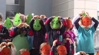 Hino da Fruta 2015/2016 - Salas de Jardim de Infância - Infantário Cidade dos Brinquedos - Funchal