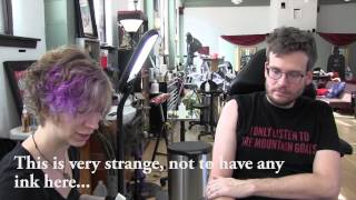 John Gets a Tattoo
