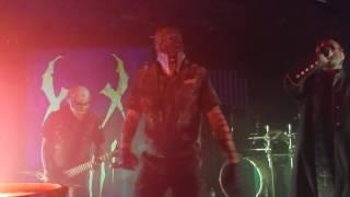 Mushroomhead Our Apologies(Live 5/8/17)