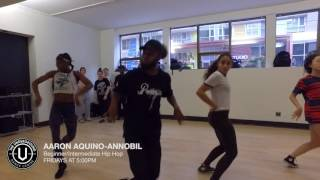 Pick Up The Phone / Travis Scott / Choreography by: Aaron Aquino-Annobil