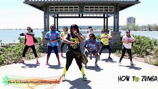 Panya by Bracket ft. Tekno (African, Zumba® Fitness Choreography) @How2Zumba
