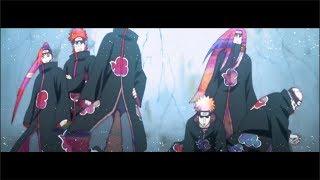 Juice Wrld - Black & White//Naruto [AMV]