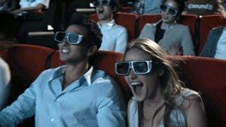 Así se vive la nueva experiencia de cine en la sala 4DX