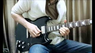 The Alan Parsons Project - Children of the Moon (Guitar Solo Cover)