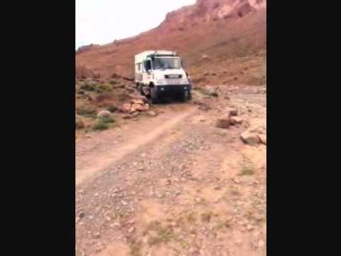 Bremy in Dades Gorge.wmv