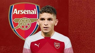 Lucas Torreira ● Welcome to Arsenal ● Dribbling/Defensive Skills, Passes & Goals 🇺🇾 width=