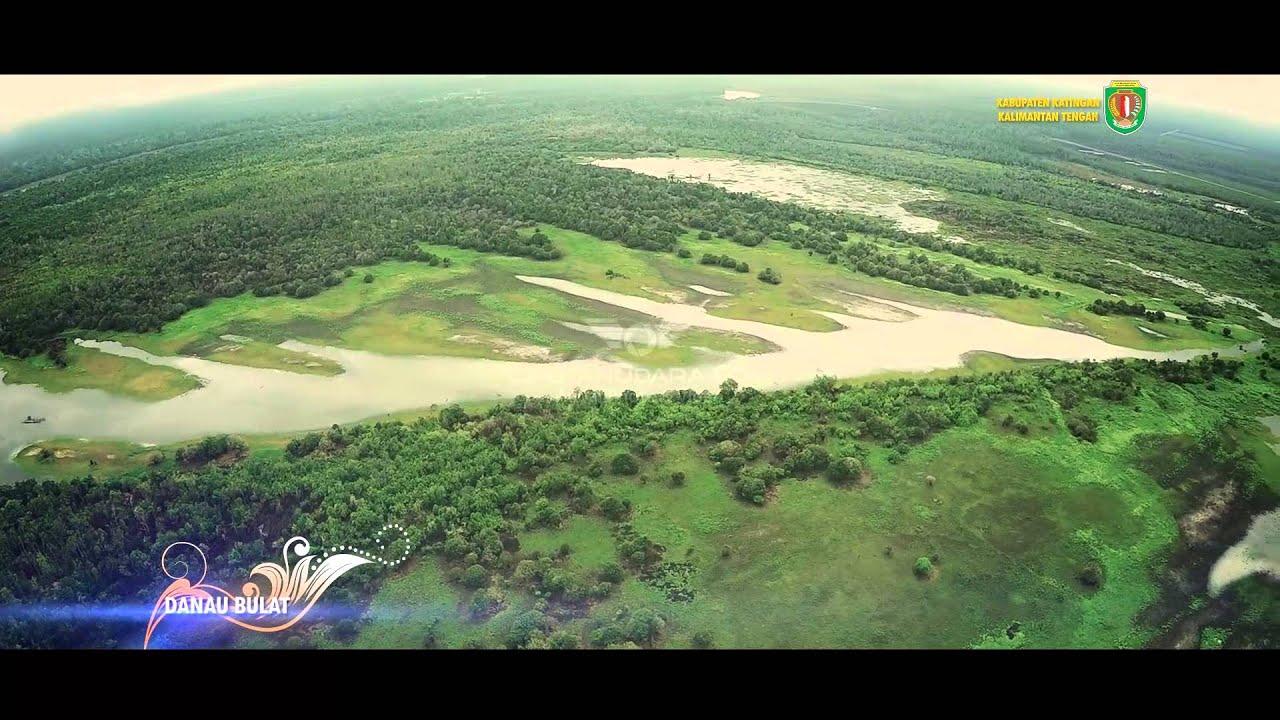 Video Udara Kabupaten Katingan Kalimantan Tengah