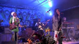 Niyorah • Close Call • Northwest World Reggae Festival 2010 -vidbybill